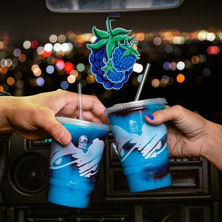 Taco Bell's New Midnight Berry Freeze Is Coming, And It's Out Of This Universe