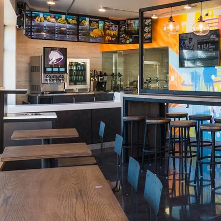 Taco Bell design leans on flexibility