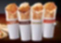 Taco Bell Crispy Chicken Grillers 205