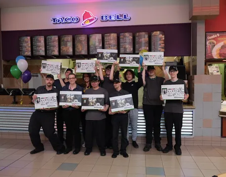 Midland Mall Taco Bell ranks No. 1 -- chainwide
