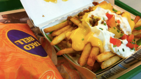 French Fries at Taco Bell?!
