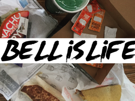 Bell is Life: Quesarito Box Review