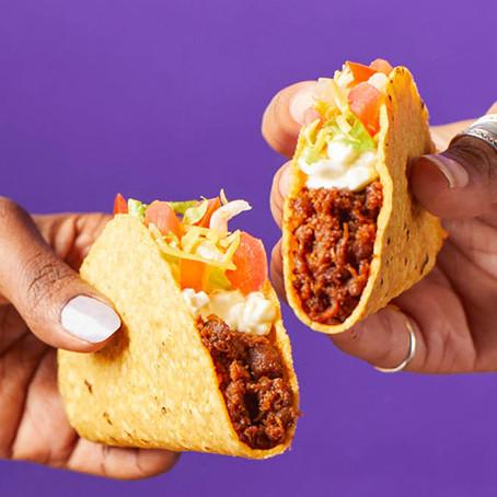 Taco Bell Adds Vegan Meat To UK Menu