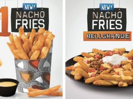 LEAKED: Confirmed. FRIES Are Coming to Taco Bell Nationwide