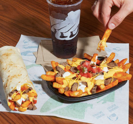 Taco Bell Is Making New Buffalo Chicken and Spicy 'Vampire' Nacho Fries