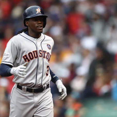 Cameron Maybin stole a base in the World Series, so everybody gets free tacos