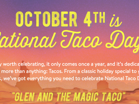Taco Bell Is Celebrating National Taco Day With an Animated Special and Exclusive Dining Experience