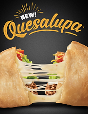 Taco Bell Quesalupa 2016