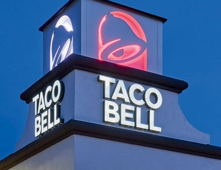 #1 on the Franchise 500: Taco Bell Makes Winning Look Fun!