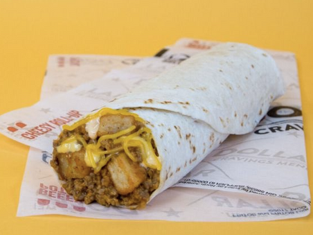 Taco Bell Launches $1 Beefy Potatorito