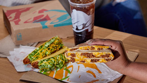 Taco Bell's New Menu Items and Xbox Giveaway