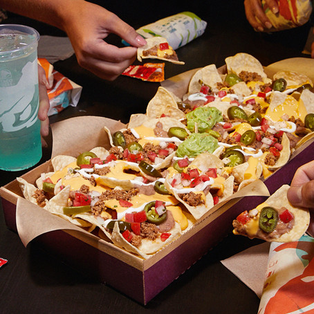 Taco Bell is Testing a Nachos Party Pack