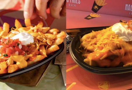 Taco Bell Is Releasing Buffalo Chicken Nacho Fries And They're Pretty Much The Best Thing Ever