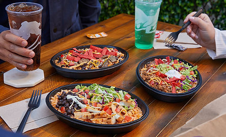 Taco Bell Stacked Bowls Test 2021