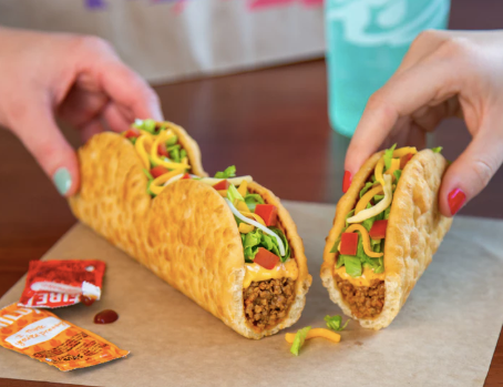 Taco Bell Is Testing Massive 'Triplelupas' in Certain Locations, So Start Building Up an Appetite No
