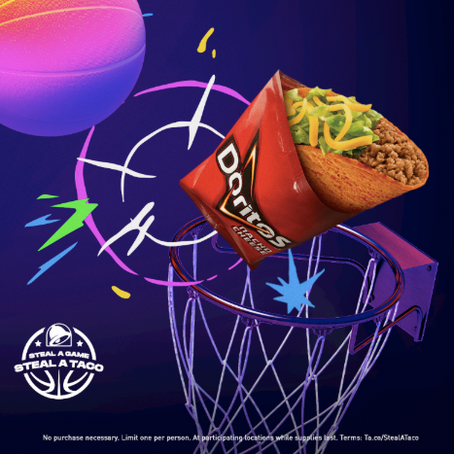 Taco Bell Is Giving Away Free Tacos for NBA Finals