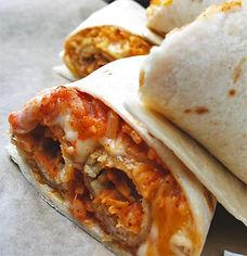 Taco Bell Enchilada Taquito Burrito 2017