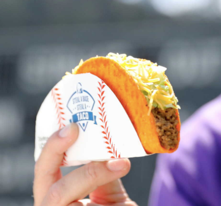 Everyone Gets Free Taco Bell on October 30
