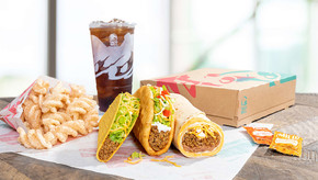 Taco Bell's New Deal Gets You a Free Chalupa Cravings Box