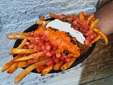 Taco Bell Reaper Ranch Fries
