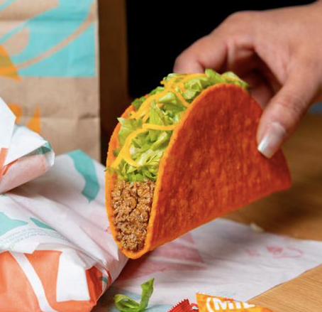 Once Again, Taco Bell is Giving Americans Free Doritos Locos Tacos