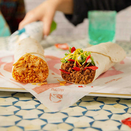 Taco Bell Debuts 2 New Burritos That Cost $1 Each
