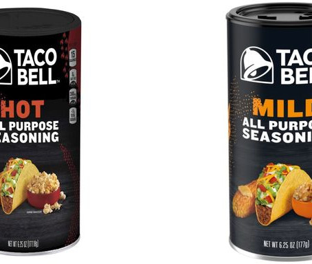 Taco Bell Is Selling An All-Purpose Seasoning That Will Make Anything You Eat Taste Amazing