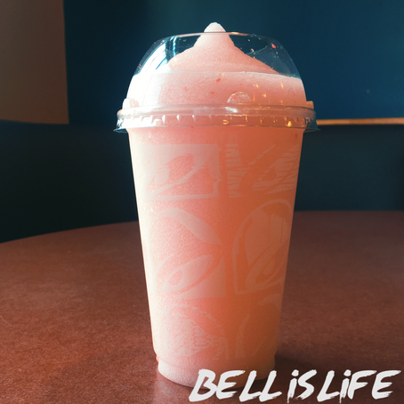 Bell is Life: Strawberry Poppin' Candy Freeze Review