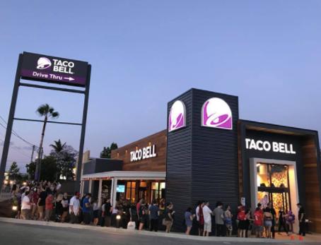 Taco Bell Plans 'Explosive' Australian Growth as Sales Jump