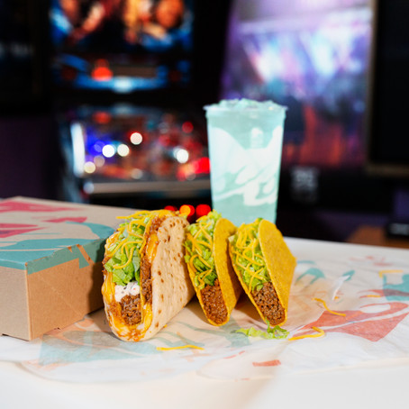 Taco Bell's Double Cheesy Gordita Crunch Is Officially Back