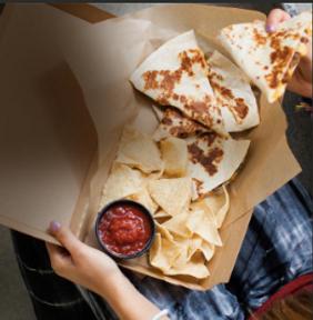 Taco Bell Doubledlla 2015