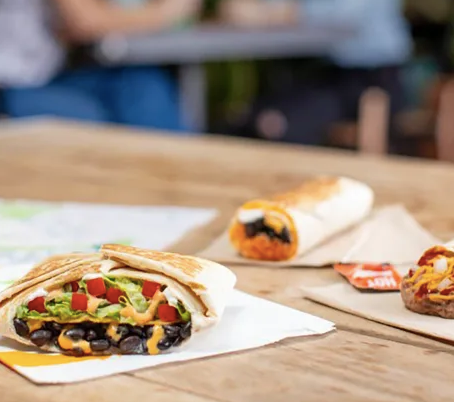 """Taco Bell """"debuts"""" same vegetarian menu we've ordered from for years"""
