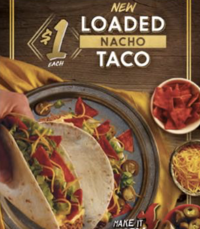 What is coming to Taco Bell next week?