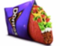 Taco Bell Fiery Doritos Locos Taco 2013