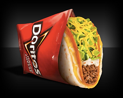 Taco Bell Doritos Cheesy Gordita Crunch 2014