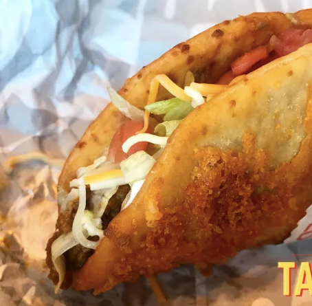 Taco Bell's Toasted Cheddar Chalupa is solid gold
