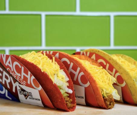 The Legend of Doritos Locos Tacos