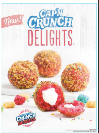 Tac Bell Captai Crunch Deights 2015