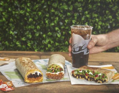 Taco Bell Begins Testing Vegetarian Menu As More Chains Jump On Plant-Based Food Bandwagon