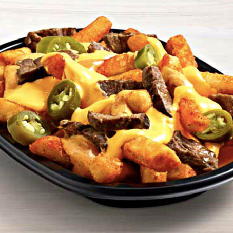 Taco Bell's new Steak Rattlesnake Fries pack a fierce bite