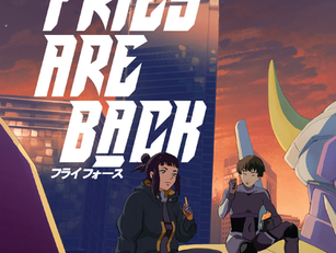 TACO BELL DEBUTS A MANGA-INSPIRED 'FRY FORCE' TO DEFEND NACHO FRIES
