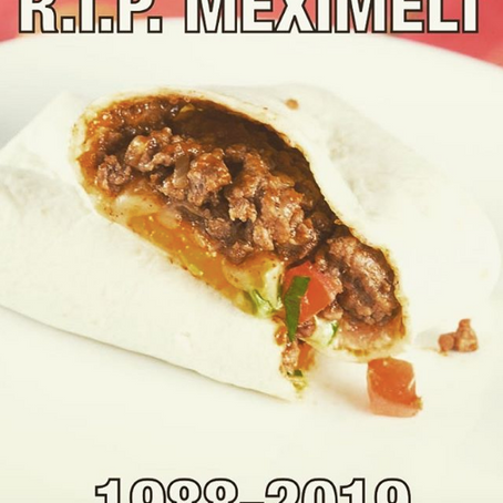 2019 saw the end of the Meximelt and we still aren't over it