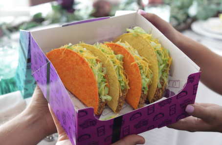 Taco BellⓇ Celebrates National Taco Day Holiday With Global Offerings