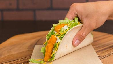 Taco Bell Crispy Chicken Taco