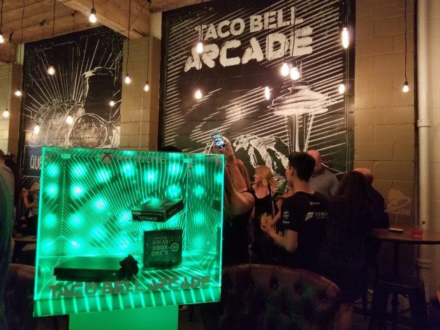 Taco Bell Arcade