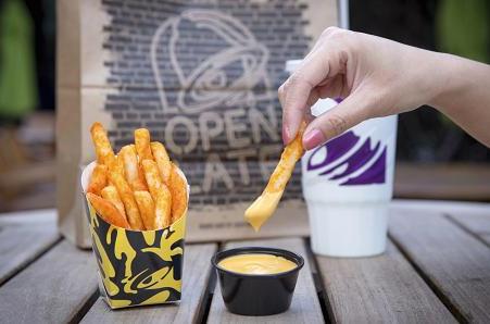 Taco Bell is launching Nacho Fries in bid to win the Dollar Menu war