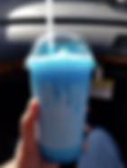 Taco Bell Airheads Blue Raspberry Freeze 2017