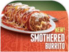 Taco BellSmotherd Burrito 2013