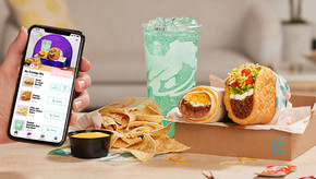 Taco Bell Debuts New $5 Build Your Own Cravings Box