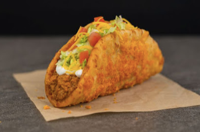 Taco Bell adds Black Bean Toasted Cheddar Chalupa for those veggie cravings